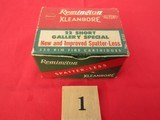 Remington Kleanbore 22 Short Gallery Special