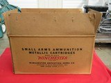 Winchester Small Arms Ammunition Metallic Cartridges - Empty Case