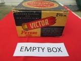 Peters Victor Shotgun Shells 12 Gauge Empty Box - 7 of 7