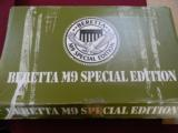 Beretta M9 Special Edition 9mm Complete Package - 1 of 12