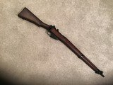 Savage-Stevens 303 Enfield made in Chicopee Falls, Ma. marked U S PROPERTY