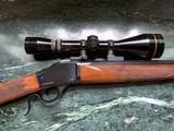 Winchester model 1885 caliber 325 WSM - 1 of 9
