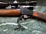 Winchester model 1885 caliber 325 WSM - 3 of 9
