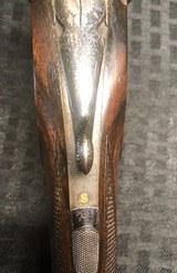 Vintage Belgium Side by Side 32 Gauge Shotgun - 10 of 15