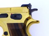 Swiss 18K Gold Plated ITM Solothurn AT84S Pistol - 5 of 10