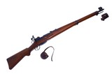 Superb SwissCOMMERCIAL K31 Carbine & W+F Diopter sight