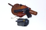 Excellent Swiss Army SIG P49 Pistol