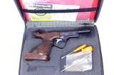 Vintage Cased UNIQUEDES/69-UU.I.T..22lr. Sports Pistol