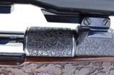 German Mauser 98 SuperLuxus .375 Holland & Holland Magnum - 4 of 20