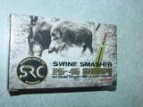 Sharps rifle company 25-45 AR15 ammo 100 grain RN Swine Smasher by FC