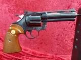 "Colt Diamondback Blue 4"" .22 LR"