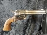 Colt SAA Nickel .357 Magnum