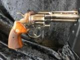 """Colt Python .357 Magnum Nickel 4"""""""