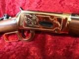 Winchester 94 Cheyenne Carbine .44-40 - 10 of 13