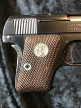 Colt 1908 Vest Pocket .25 ACP - 5 of 8