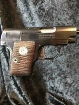 Colt 1908 Vest Pocket .25 ACP - 4 of 8