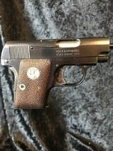 Colt 1908 Vest Pocket .25 ACP - 3 of 8