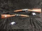 Winchester 94 American Bald Eagle Consecutive Set .375 Win
