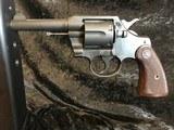 Colt Commando .38 Special