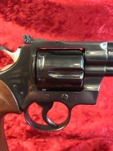"Colt Python 4"" .357 Magnum - 7 of 14"