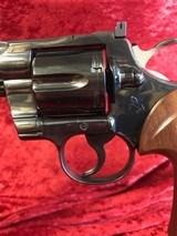 "Colt Python 4"" .357 Magnum - 3 of 14"