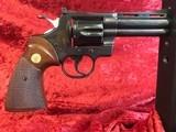 "Colt Python 4"" .357 Magnum - 5 of 14"