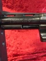 "Colt Python 4"" .357 Magnum - 4 of 14"