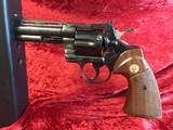 "Colt Python 4"" .357 Magnum"