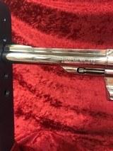 Colt Trooper Mk III Nickel .357 Magnum - 2 of 14