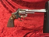 Colt Trooper Mk III Nickel .357 Magnum - 7 of 14