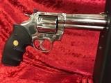 "Colt King Cobra .357 Magnum 4"" Ultimate Stainless"