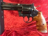 "Colt Python .357 Magnum 4"""