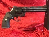 "Colt Python .357 Magnum 6"""