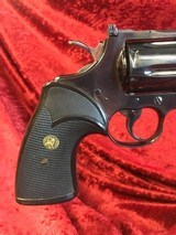 "Colt Python .357 Magnum 4"" - 8 of 11"