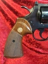 "Colt Python .357 Magnum 4"" - 4 of 11"