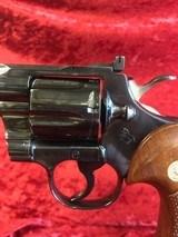 "Colt Python .357 Magnum 4"" - 9 of 11"
