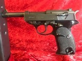 Walther P-1 9mm