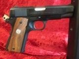 Colt Commander Model .45 ACP