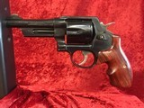 Smith & Wesson 21-4 .44 Special