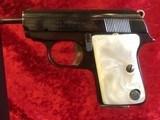 Colt Junior .25 ACP