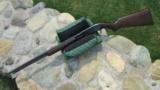 Winchester Pre-64 Model 61 22 Magnum With Grooved Receiver