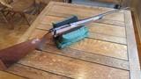 Winchester Model 70 Super Grade 111 338 Caliber