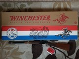 WINCHESTER 94 IAM Engraved Union Commemorative .30-30 N.I.B.