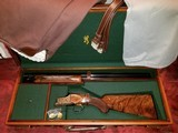 Browning Citori - One Millionth - 12 GA. Grade 7 Engraved And One Millionth Citori Commemorative Knife - cased