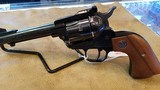 "RUGER NEW MODEL SINGLE SIX REVOLVER. 4 5/8"" .32 H&R MAG"