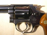 "Like New S&W 33-1 .38 S&W 4"" Collector 38 Smith & Wesson"