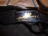 Uberti 1873 .45 Colt America Remembers John Wayne