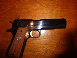 Colt Factory Display 1911 MKIV .45 ACP 99% - 1 of 12