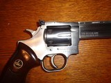 Dan Wesson 715 .357 Mag Stainless Near new - 3 of 12