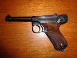 Rare Erma KGP-68A Baby Luger in 7.65 Excellent Cond.